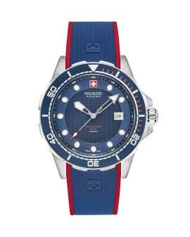Swiss Military Neptune Diver de Hombre 06431504003