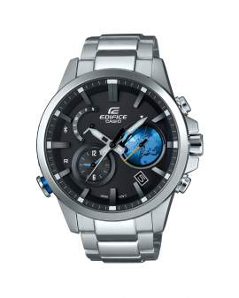 Edifice Smarthphone Link Metal de Hombre EQB-600D-1A2