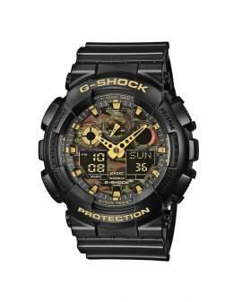 G-Shock Special Color de Hombre GA-100CF-1A9