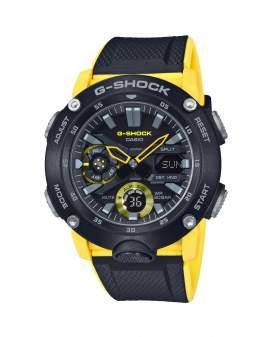 G-Shock Carbono de Hombre GA-2000-1A9