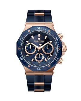 Time Force Status Chrono de Mujer TF5025LRB-03
