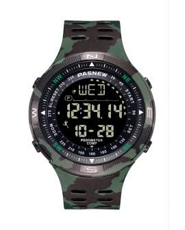 Pasnew Digital Verde Camuflaje de Hombre PDS-5008-N2