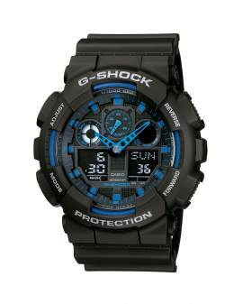 G-Shock Classic de Hombre GA-100-1A2