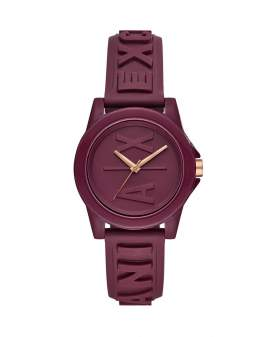 Armani Exchange Lady Banks Silicon Burgundy de Mujer AX4367