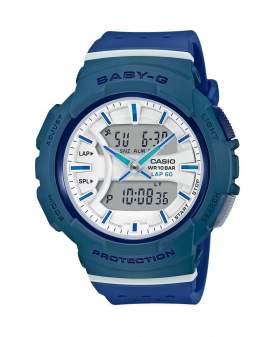 Baby-G Athleisure Azul de Mujer BGA-240-2A2