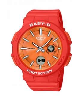 Baby-G Urban Naranja de Mujer BGA-255-4A