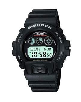 G-Shock Classic Tough Solar Negro de Hombre G-6900-1D