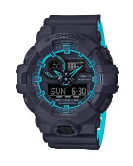 G-Shock Classic Color Special Azul Navy y Celeste de...