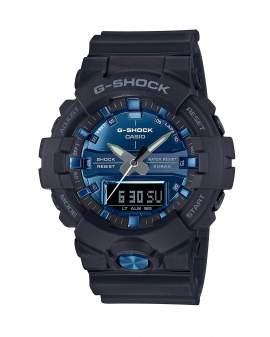 G-Shock Classic Negro y Azul de Hombre GA-810MMB1A2