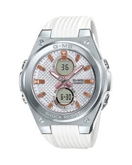 Baby-G G-MS Blanco de Mujer MSG-C100-7A