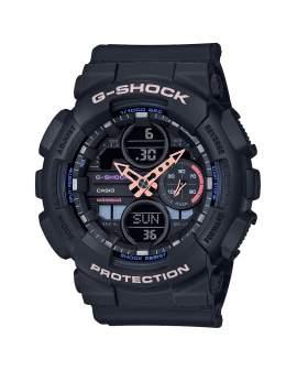 G-Shock Classic Negro Unisex GMA-S140-1A