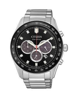 Citizen Eco Drive Cronografo Plateado de Hombre CA4454-89E