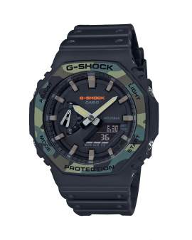G-Shock Carbon Core Camuflaje de Hombre GA-2100SU-1A