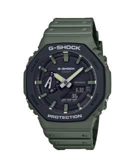 G-Shock Carbon Core Verde Militar de Hombre GA-2110SU-3A