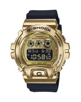 G-Shock Classic Acero Dorado y Resina de Hombre GM-6900G-9D