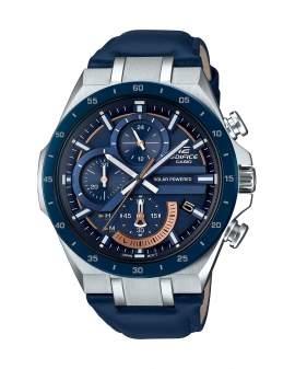 Edifice Solar Cronografo Azul de Hombre EQS-920BL-2A