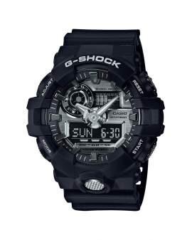 G-Shock Classic Negro y Gris de Hombre GA-710-1A
