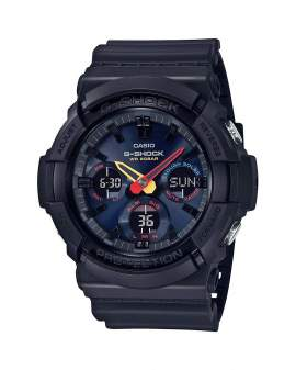 G-Shock Tough Solar Special Color Negro de Hombre GAS-100BMC1A