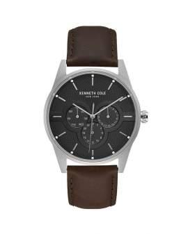 Kenneth Cole Genuine Leather de Hombre KC15205001