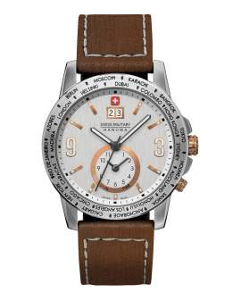 Swiss Military Revenge Dual Time Gents de Hombre...