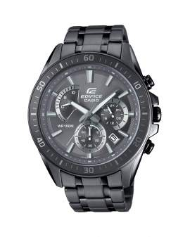 Edifice Cronografo Gunmetal de Hombre EFR-552GY-8A