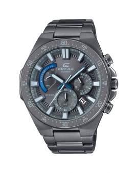 Edifice Cronografo Gunmetal de Hombre EFR-563GY-1A