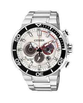 Citizen Eco Drive Cronografo Plateado de Hombre CA4250-54A