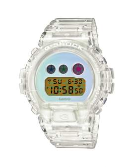 G-Shock Limited Transparente de Hombre DW-6900SP-7D