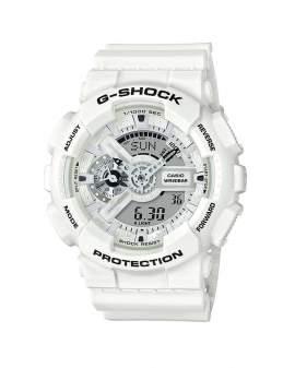 G-Shock Classic Blanco de Hombre GA-110MW-7A