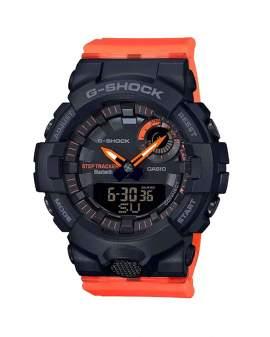 G-Shock Step Tracker Bluetooth Salmon de Mujer GMAB800SC1A4