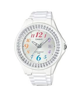 Casio Analogo Sport Blanco de Mujer LX-500H-7B