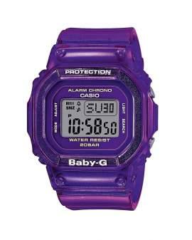 Baby-G Digital Semi-Transparente Morado de Mujer BGD-560S-6D