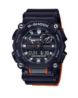 G-Shock Classic Heavy Duty Naranja y Negro de Hombre...
