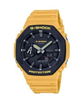 G-Shock Carbon Core Octagon Amarillo de Hombre GA-2110SU-9A