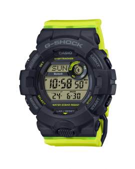 G-Shock G-Squad Step Tracker Bluetooth Unisex GMD-B800SC1B