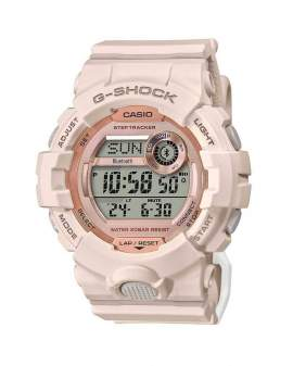 G-Shock G-Squad Step Tracker Bluetooth Rosado y Crema de...
