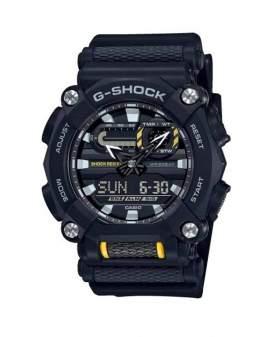 G-Shock Classic Heavy Duty Negro y Amarillo de Hombre...