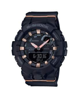 G-Shock Step Tracker Bluetooth Negro y Oro Rosa de Mujer...