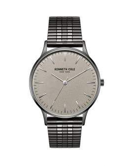 Kenneth Cole Metal Gris y Mesh de Hombre KC50918015