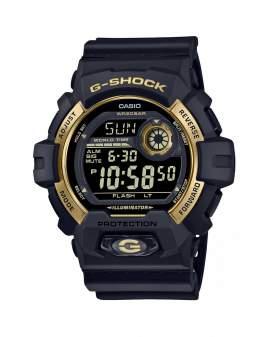 G-Shock Classic Negro y Dorado de Hombre G-8900GB-1D