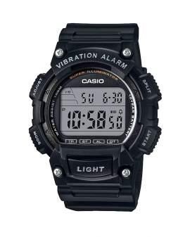 Casio Digital Illuminator Negro de Hombre W-736H-1A