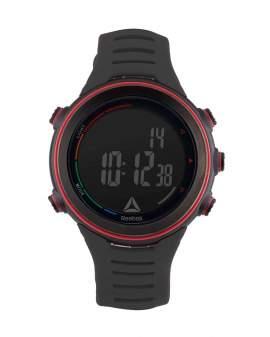 Reebok Smartwatch Negro y Rojo de Hombre SPRINT BLACK