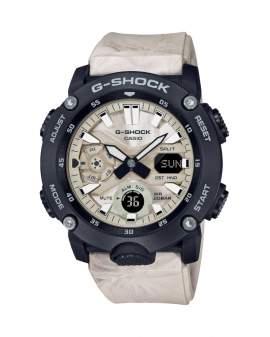 G-Shock Carbon Core Guard Marble de Hombre GA-2000WM-1A