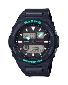 Baby-G Beach Negro de Mujer BAX-100-1A