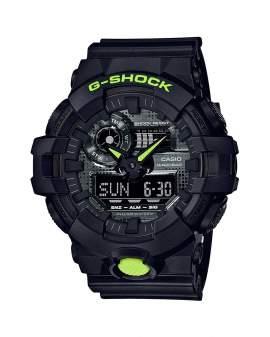 G-Shock Special Color Negro y Neon de Hombre GA-700DC-1A