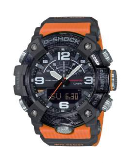 G-Shock Mudmaster Carbon Core Guard Naranja Bluetooth...