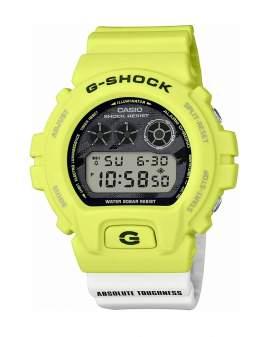 G-Shock Special Color Neon de Hombre DW-6900TGA9D