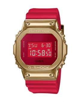 G-Shock Digital The Origin Metal Dorado y Rojo de Hombre...