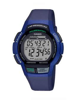 Casio Illuminator Sport Azul de Hombre WS-1000H-2A