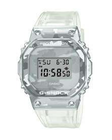 G-Shock The Origin BeMetal Transparente Camuflaje de Hombre GM-5600SCM1D